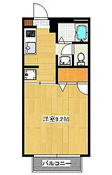 グランシードC棟[1階]の間取り