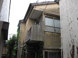 東京都中野区松が丘1丁目の賃貸アパートの外観