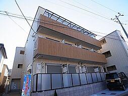 AJ新鎌ヶ谷II[302号室]の外観