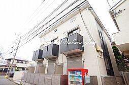 神奈川県藤沢市辻堂2丁目の賃貸アパートの外観
