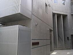 東京都世田谷区八幡山3丁目の賃貸マンションの外観