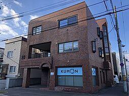 北海道札幌市北区北29条西6丁目の賃貸マンションの外観