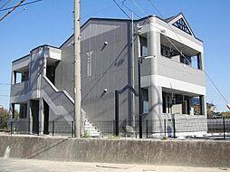 愛知県一宮市丹陽町九日市場字地子の賃貸アパートの外観