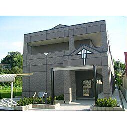 京都府木津川市市坂の賃貸マンションの外観