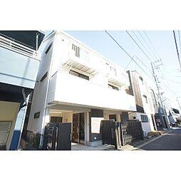 宮坂ガレージハウス[A号室]の外観