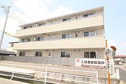 JR山陽本線 庭瀬駅 徒歩9分の賃貸アパート