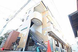 グロリアス京都[3階]の外観