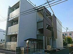 埼玉県さいたま市桜区南元宿1丁目の賃貸マンションの外観