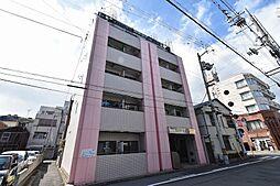 徳島県徳島市鷹匠町3丁目の賃貸マンションの外観