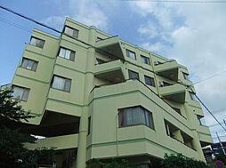 神奈川県茅ヶ崎市本村4丁目の賃貸マンションの外観