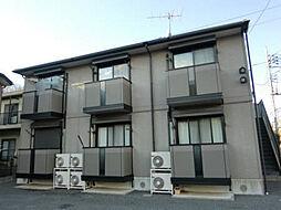 クレスト藤ヶ丘IIB棟[103号室]の外観