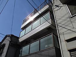 フリックコート三宮フロント[2階]の外観