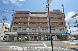 大阪府枚方市長尾台1丁目の賃貸マンションの外観