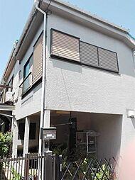 [一戸建] 東京都東村山市萩山町1丁目 の賃貸【/】の外観