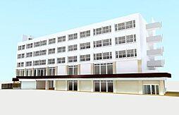 仮称)下赤塚駅ビル改修計画[3階]の外観