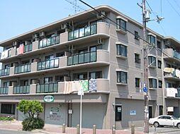 大阪府交野市森南1丁目の賃貸マンションの外観