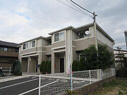 神奈川県川崎市麻生区片平6丁目の賃貸アパートの外観