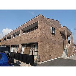 京都府木津川市梅美台2丁目の賃貸マンションの外観