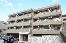 ラフィネ四ツ谷[4階]の外観