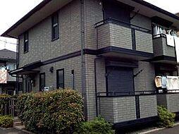[テラスハウス] 東京都羽村市栄町1丁目 の賃貸【/】の外観