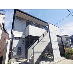 奈良県奈良市菖蒲池町の賃貸アパートの外観