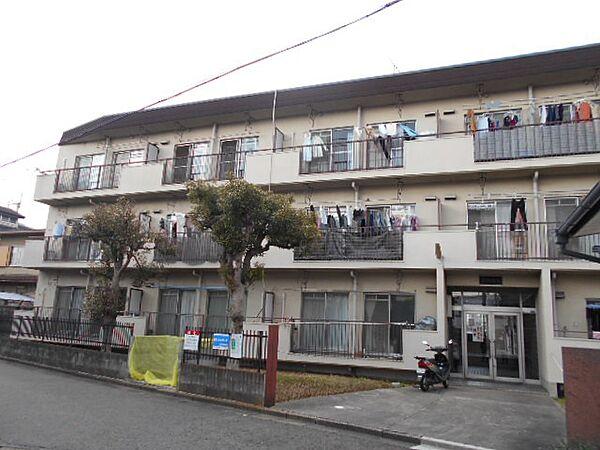 豊栄住宅[209号室号室]の外観