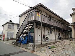 山形県山形市南原町3丁目の賃貸アパートの外観