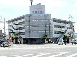 ウイング花山[3階]の外観