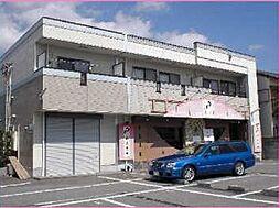 兵庫県姫路市梅ケ枝町の賃貸アパートの外観