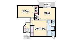妻鹿駅 4.7万円