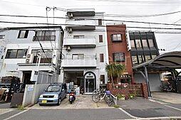 大阪府大阪市鶴見区鶴見1丁目の賃貸マンションの外観