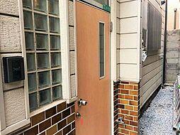 [テラスハウス] 大阪府大阪市住之江区西加賀屋3丁目 の賃貸【/】の外観