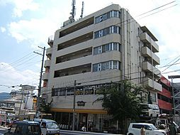 京都府宇治市六地蔵奈良町の賃貸マンションの外観