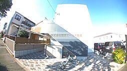 キューブハイツII[1階]の外観