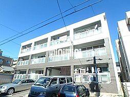 山田ハイツ[2階]の外観
