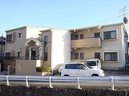 兵庫県宝塚市野上4丁目の賃貸マンションの外観