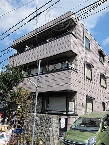 ビクトワール西新宿[105号室]の外観