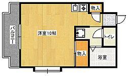 No.7ヤスモトほんぢ[302)号室]の間取り