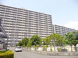 浅香山グリーンマンション[7階]の外観
