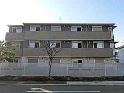 D-room グローリー湘南II[101号室]の外観