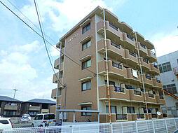 静岡県浜松市東区長鶴町の賃貸マンションの外観