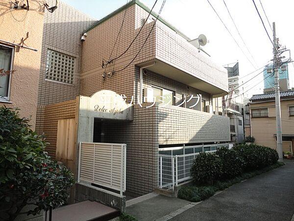 ドルチェ麻布 3階の賃貸【東京都 / 港区】