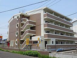 MCマンション[4階]の外観