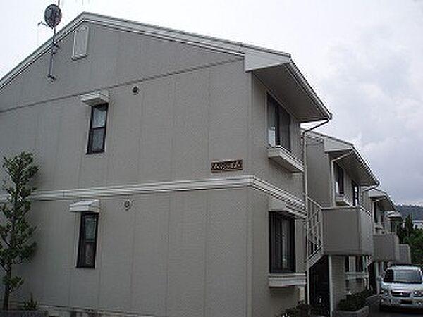 京都府京都市西京区松尾大利町の賃貸アパート