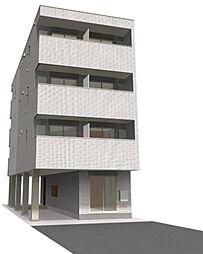 (仮称)ビューノ伊勢町[3階]の外観