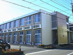 埼玉県さいたま市岩槻区諏訪5丁目の賃貸アパートの外観