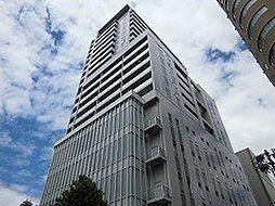 岡山県岡山市北区平和町の賃貸マンションの外観