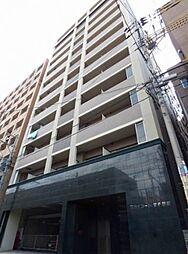 スカイコート博多駅前1[3階]の外観