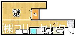富永産業ビル[5階]の間取り