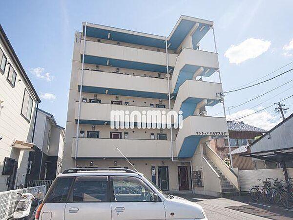 マンションハル真清田 5階の賃貸【愛知県 / 一宮市】